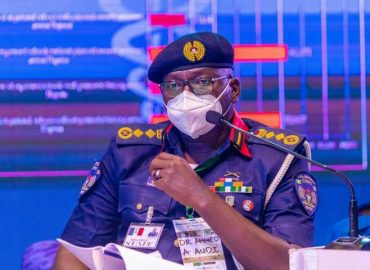 'RIP!' NSCDC commandant  loses his father