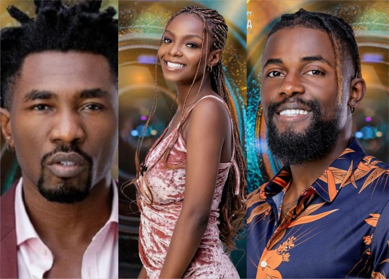 'Shine Ur Eyes' Peace, Michael, Boma leave Big brother house