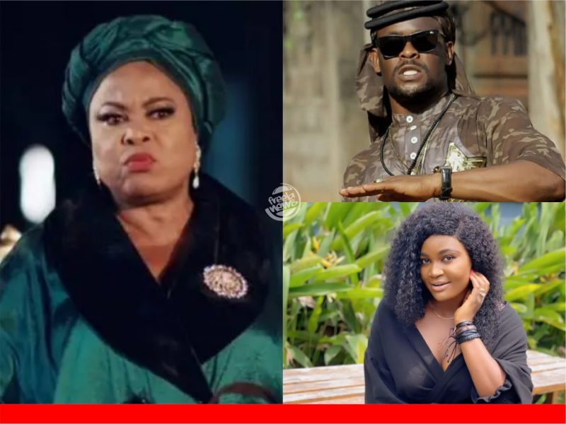 'Woman can't be king of boys' Nollywood thespians fight dirty over Sola Sobowale