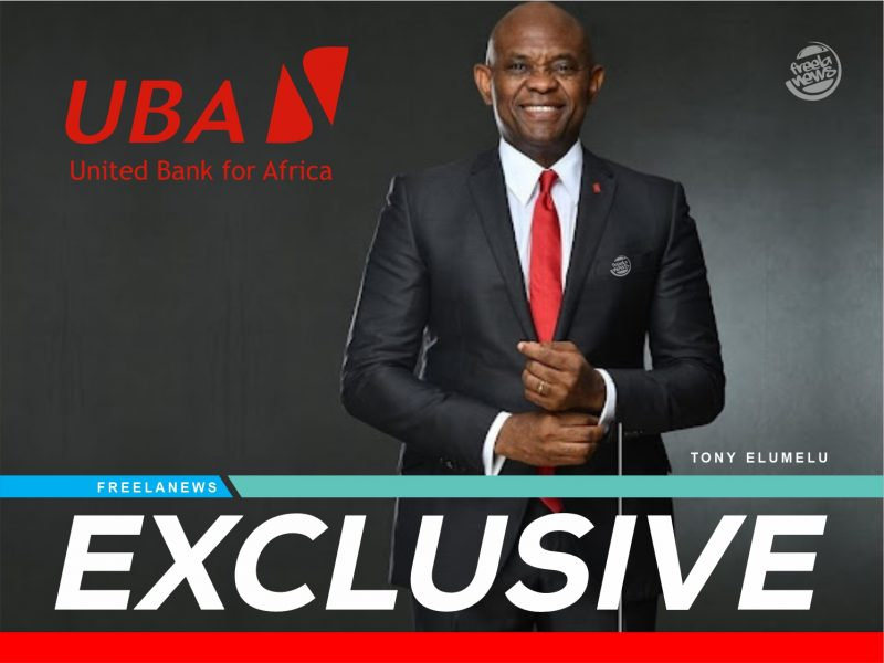 'The year 2053' Tony Elumelu, the man whose rare vision is building a formidable tomorrow
