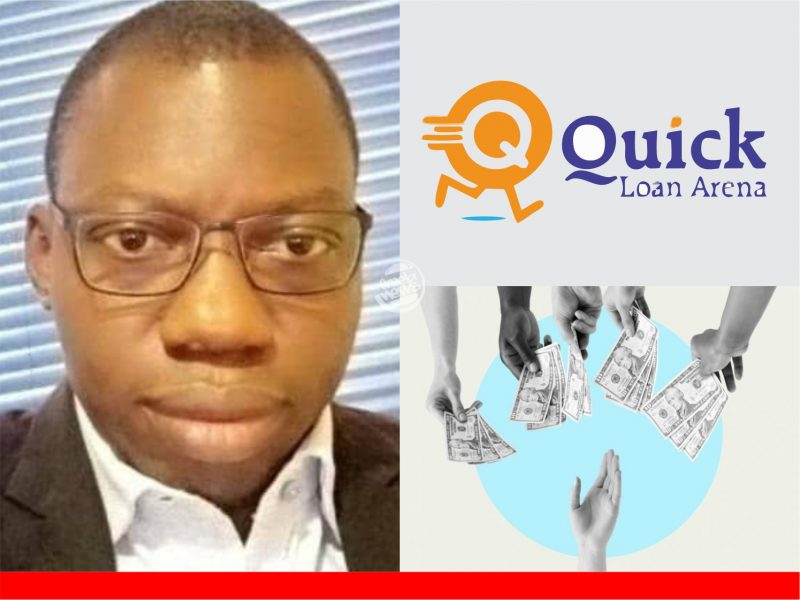 'Quick Loan Arena' Femi Adeoya launches first exclusive loan review blog in Nigeria