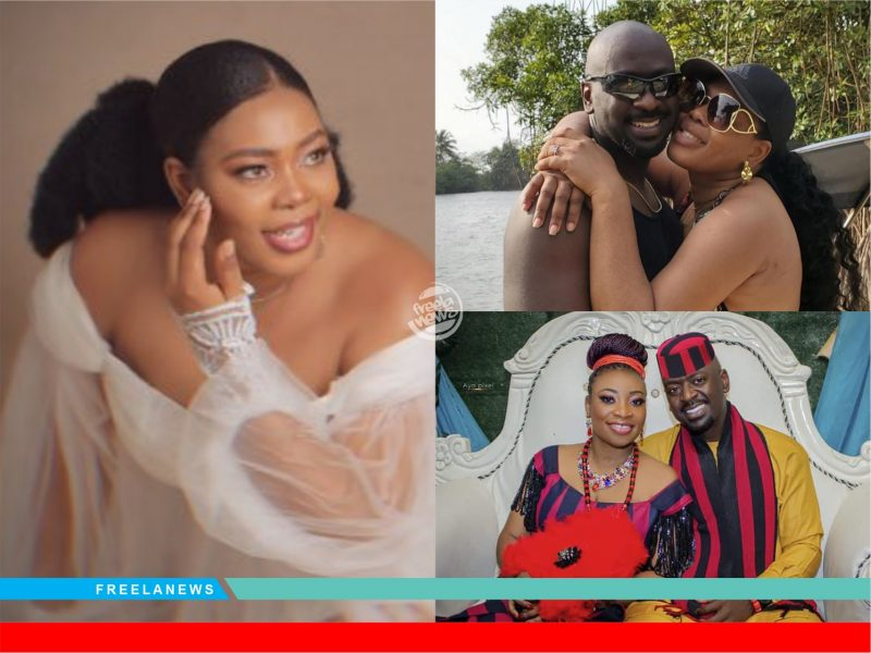 'This September 🤦♂️' Scandal hits newly married Nigerian OAP, Najite Atirene, as hubby marries another woman few months apart