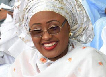 'Future Assured' Aisha Buhari implores politicians to pay attention to developmental deficit