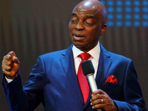 'Foul!' Bishop Oyedepo in tax evasion, money Laundering Scandal