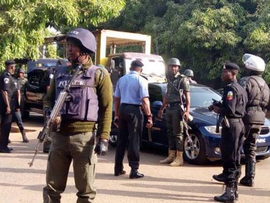 'BREAKING' Gunmen attack police station, kidnap nursing mother, another in Adamawa