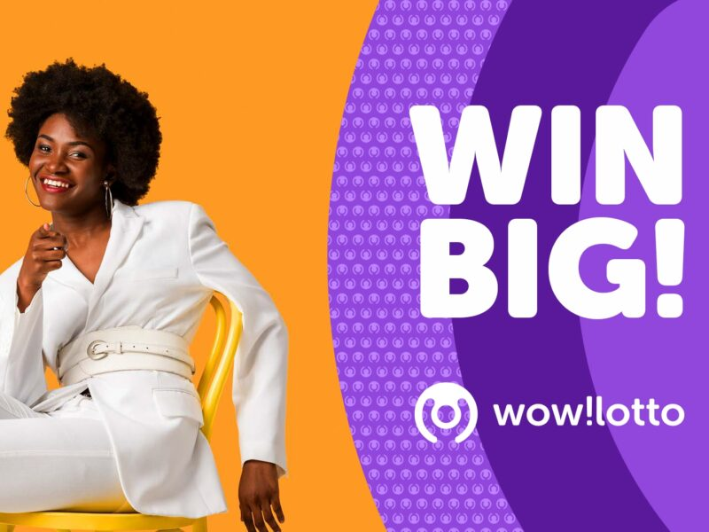 'It's wow time!' Get exciting wins, bonuses and more when you play wow!lotto