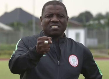 'Re-instated!' NFF re-appoints Salisu Yusuf as Super Eagles assistant coach