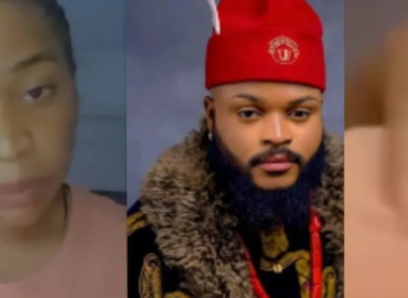 'Don't abandon me!' Lady reveals she is pregnant for Whitemoney, claims he told her not to abort it (Watch)