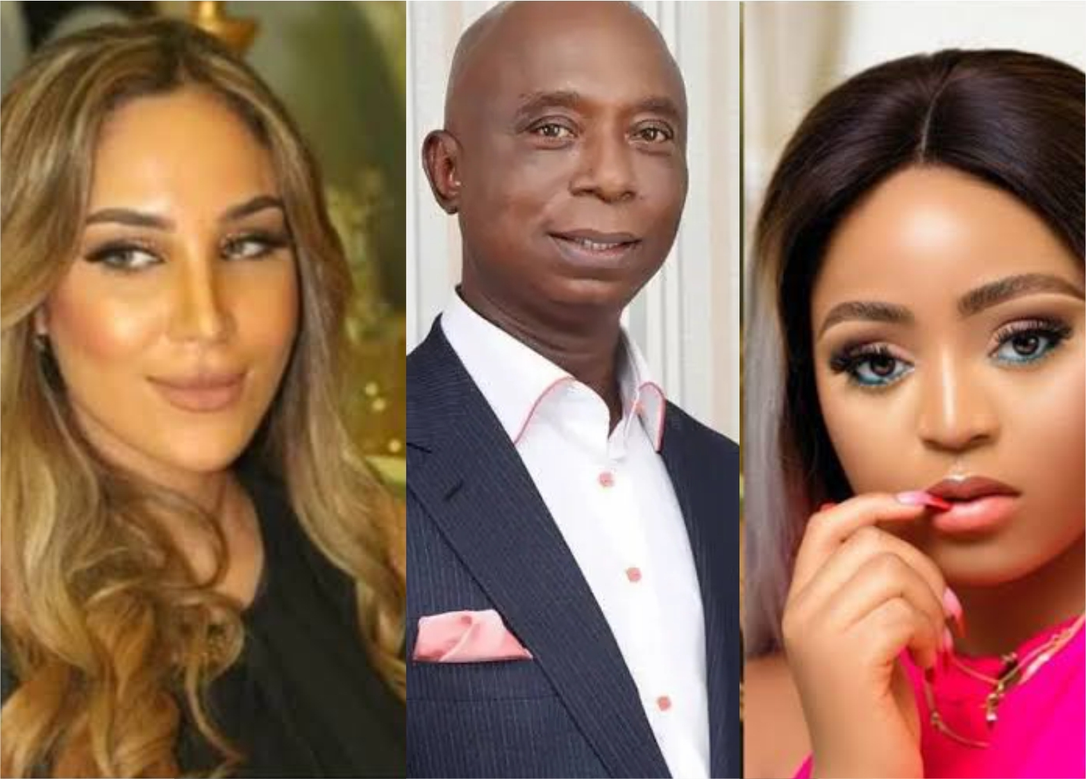 'No users found!' Laila unfollows Ned Nwoko hours after unfollowing co-wife, Regina Daniels on Instagram