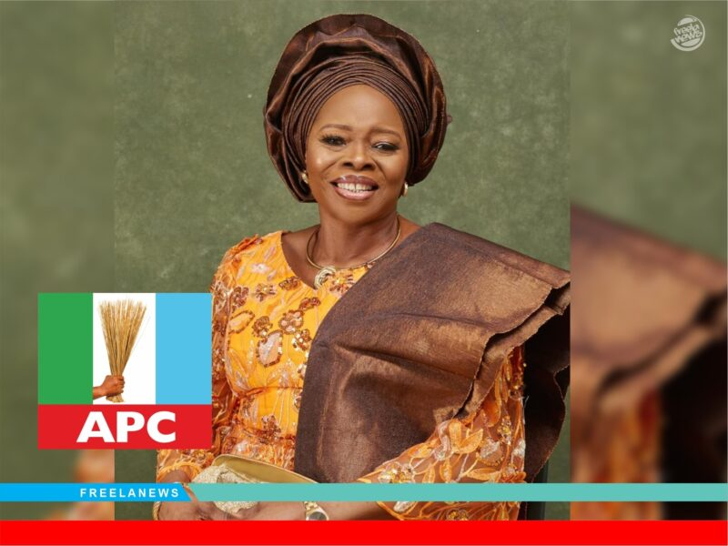 'Candidate to beat' APC chairmanship aspirant calls for consensus in state congress
